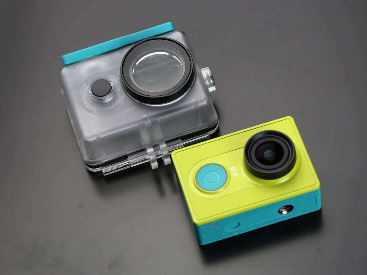 original xiaomi yi 4K action camera  1080P  international version 7