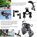 50 in 1 china gopro accessories set kit, for gopro 6/5/4 ,SJ4000,xiaoyi camera 2