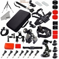 50 in 1 china gopro accessories set kit, for gopro 6/5/4 ,SJ4000,xiaoyi camera 5