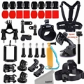 50 in 1 china gopro accessories set kit,