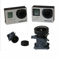 170 degree gopro replacement lens for
