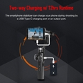 2018 original Zhiyun Smooth 4 3-Axis Gimbal Stabilizer for iphone 5