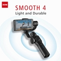 2018 original Zhiyun Smooth 4 3-Axis Gimbal Stabilizer for iphone