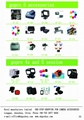 China factory 380 kinds of gopro accessories for gopro hero 6/5 accessories