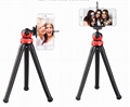 iPhone Tripod, Camera Tripod,  Flexible phone Tripod stand,