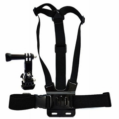gopro chest mount harne