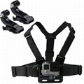 gopro chest mount harness china factory for any action sport cameras