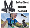 gopro chest mount harness china factory for any action sport cameras 3