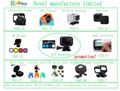 China factory gopro session accessories