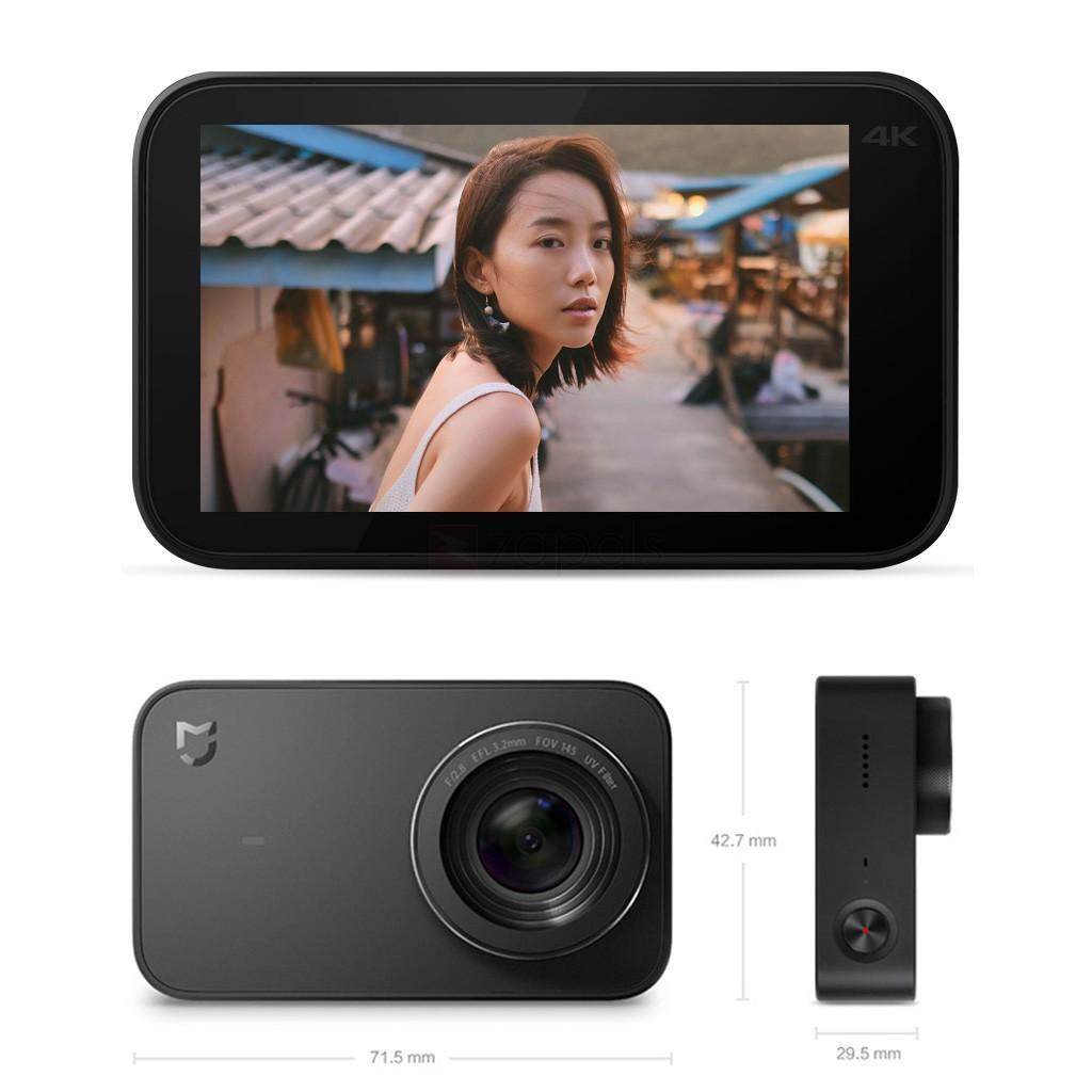 China waterproof housing shell case for  xiaomi mijia compact 4k action camera  1