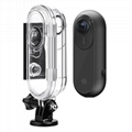 insta360 one  360 camera Waterproof Case Shell housing