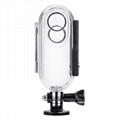 insta360 one  360 camera Waterproof Case Shell housing