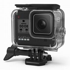 gopro hero 8 black accessories accesorios 40M waterproof case diving housing (Hot Product - 1*)
