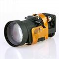 YTOT 4.5-148.5mm motorized zoom module vari-focal 4MP cctv camera lens 1/2.7''