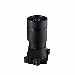 4mm black light m16 lens mount F1.0 Darkfighter 4MP