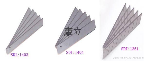 批發手牌1404美工刀片 1