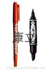 斑馬MO-120小雙頭筆 1