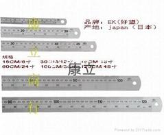 日本EK(好望)不锈钢钢尺