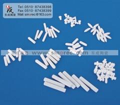 Alumina ceramic rods/Zirconia ceramic tubes