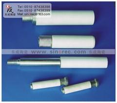 Alumina ceramic rods/Ceramic tubes/Zirconia ceramics rods