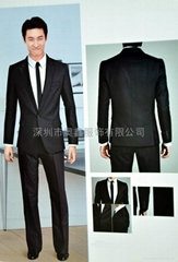 Suit - professional custom suits