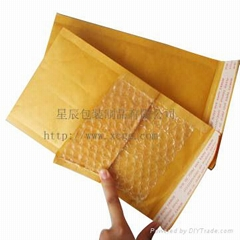 kraft paper bubble mailer
