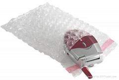 self-seal bubble bag