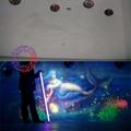 紫光隐形颜料荧光颜料梦幻天使颜料 3