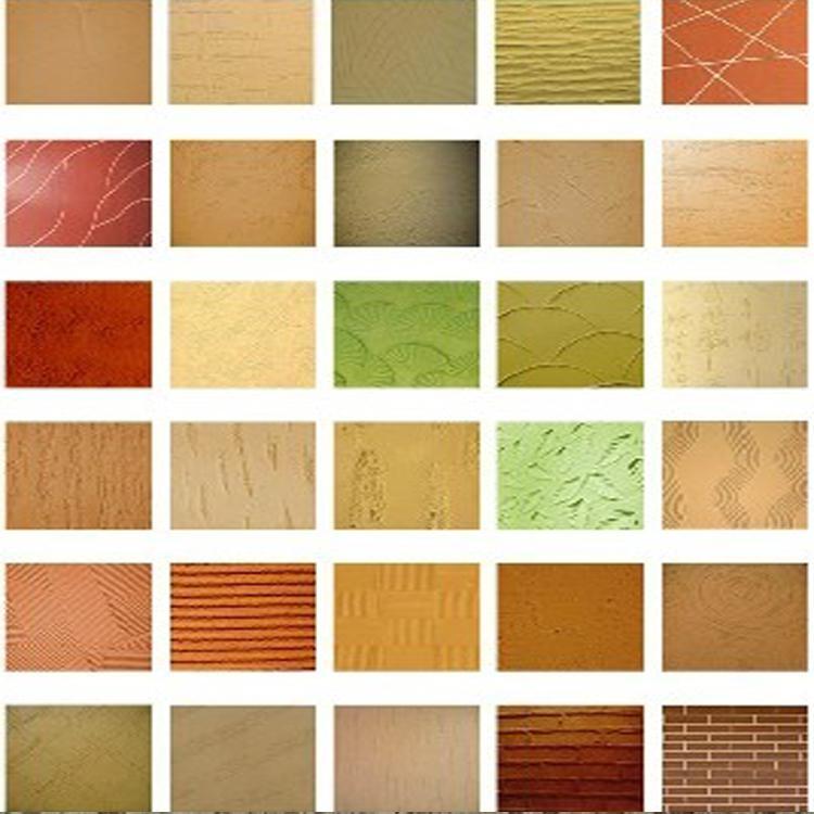 北京漆华仕砂岩艺术漆质感漆外墙漆硅藻泥 1