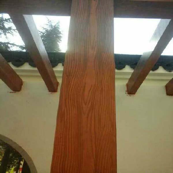 漆华仕木纹漆 钢结构艺术漆 木纹艺术漆 1