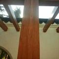 漆华仕木纹漆 钢结构艺术漆 木