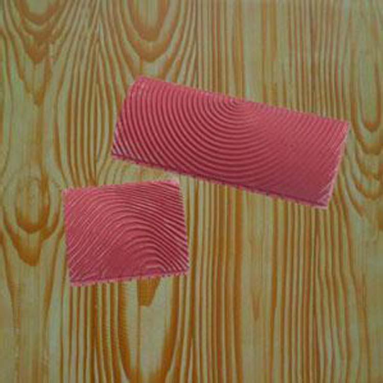 漆华仕木纹漆 钢结构艺术漆 木纹艺术漆 3