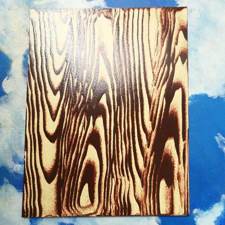漆华仕木纹漆 钢结构艺术漆 木纹艺术漆 5