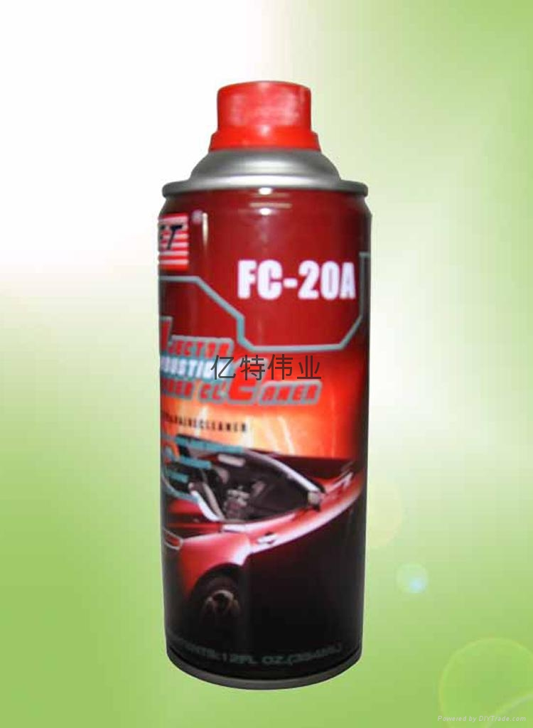 AET燃油系統免拆清洗劑 1