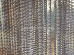 Aluminum Bead Chain Curtain