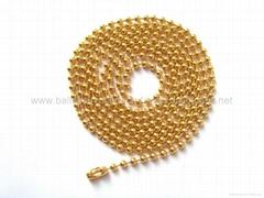Gold Ball Chain,Advantus