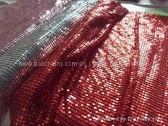 Aluminum metallic cloth 4mm