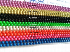 Powder coated color ball chain (Hot Product - 1*)