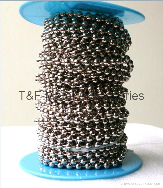 4.5mm roller blinds ball chain 1