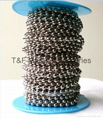 4.5mm roller blinds ball chain