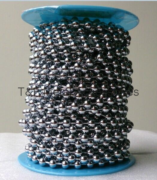 4.5mm roller blinds ball chain 5