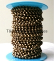 4.5mm roller blinds ball chain 6