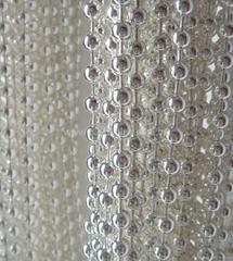 Silver ball chain 6mm