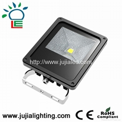 100w outdoor led flood l