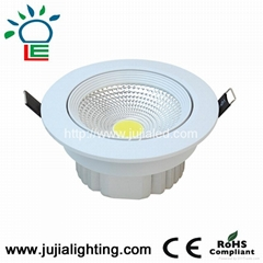 Hot design and high quality 3w led down light,COB Downlight