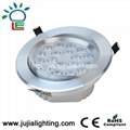 led dimmable downlight led indoor light