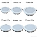high power led downlight led ceiling light led ceiling lamp 4