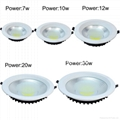 high power led downlight led ceiling light led ceiling lamp 8