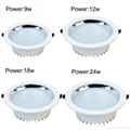 high power led downlight led ceiling light led ceiling lamp 9