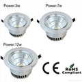 high power led downlight led ceiling light led ceiling lamp 10
